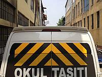 Спойлер Fiat Ducato