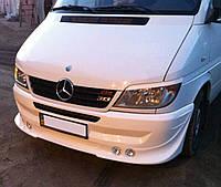 Реснички Mercedes Sprinter W901