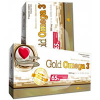 Жирные кислоты Olimp Omega 3 65% (60 caps)