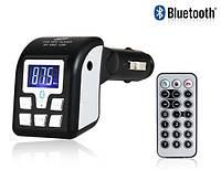 FM модулятор FM+Bluetooth BF-805 (hands free), фото 1