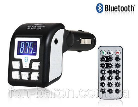 FM модулятор FM+Bluetooth BF-805 (hands free), фото 1