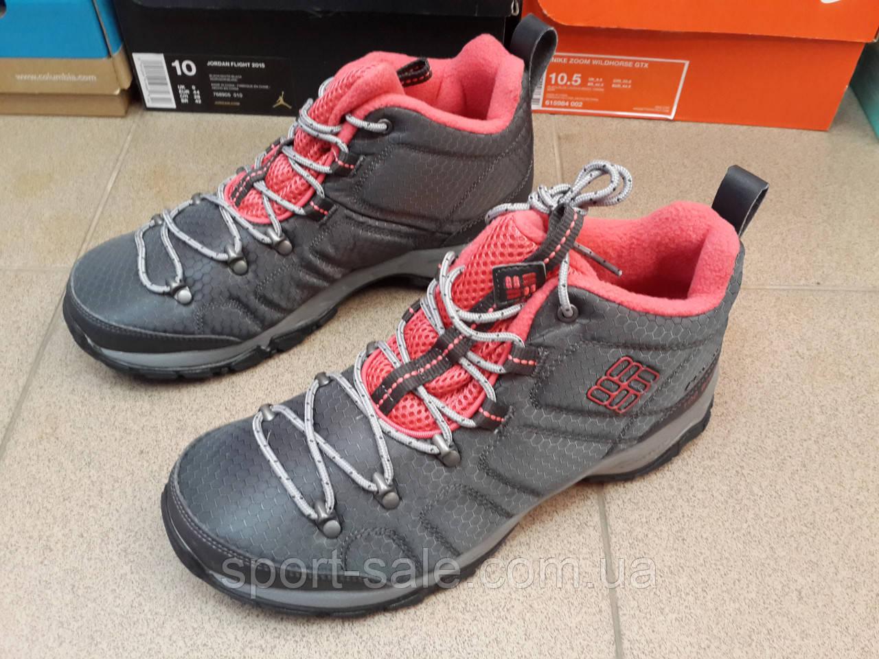 Ботинки Columbia Firecamp mid fleece YL5212-011 купить в Украине ... 4719cecd1a8e4