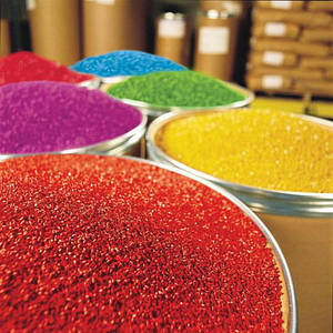 суперконцентраты красителей полимеров