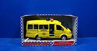 "Машина Автопарк ""Маршрутное такси"" 9098-Е Joy Toy"