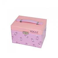 Шкатулка для ювелирных украшений Vogue SKL11-237946