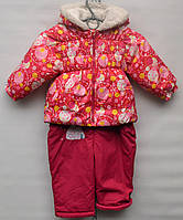 Демисезонний комбінезон для дівчинки віком на 1-2 роки