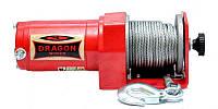 Лебедка Dragon Winch DWM 2500 ST, фото 1
