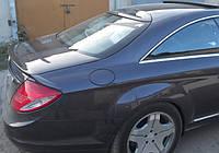 Козирок заднього скла (бленда) Mercedes CL W216 (з 2008 р. в.)