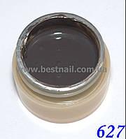 Гель-краска CANNI 5мл №627 серо-зеленая, фото 1