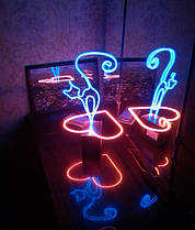 Эксклюзивные неоновые светильники (ручная работа)
