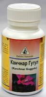 Канчнар Гуггул (Kanchnar Guggul) 60 капс - Dehlvi Naturals