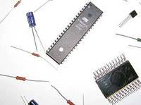 Монтаж электронных элементов на печатную плату