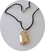 Колье с кулоном - кристал Сваровски (Swarovski)