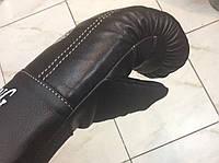 Перчатки снарядные мягкие под бинт кожаные. Boxing (Украина)