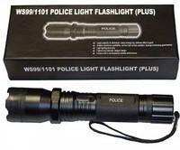 Электрошокер фонарик Police Sherkhan 1101