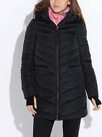 Пуховик snowimage v516 черный