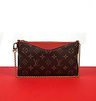 Женская сумка Clutch Pallas Monogram Louis Vuitton (Луи Виттон Клатч Паллас Монограм) арт. 03-12, фото 1