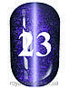 Гель лак котяче око № 23, Trandy nails, 10 мл