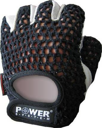 Перчатки для фітнесу POWER SYSTEM PS - 2100 BASIC, фото 2