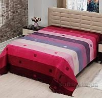 Плед-покрывало Le Vele Rainbow-purple 160х220 см