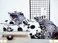 Комплект постели Bonita-Black, Le Vele Семейный комплект