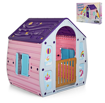 Детский игровой домик Starplay Unicorn Magical House 23-561