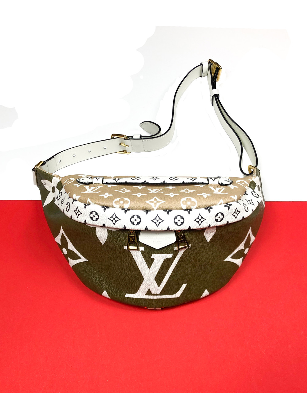 Поясная сумка Bumbag Louis Vuitton (Луи Виттон Бумбэг) арт. 03-11