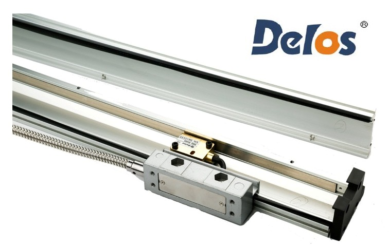 Магнитные линейки DMS20 (DM-B) 1000 мм 5 мкм Delos