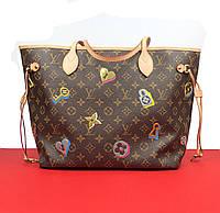 Сумка Neverfull Love Lock Louis Vuitton (Луи Витон Неверфул Лав Лок) арт. 03-29, фото 1