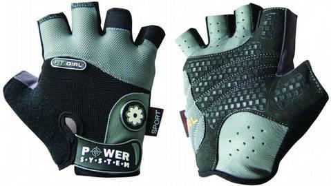 Перчатки для фітнесу POWER SYSTEM PS - 2900 FIT GIRL, фото 2