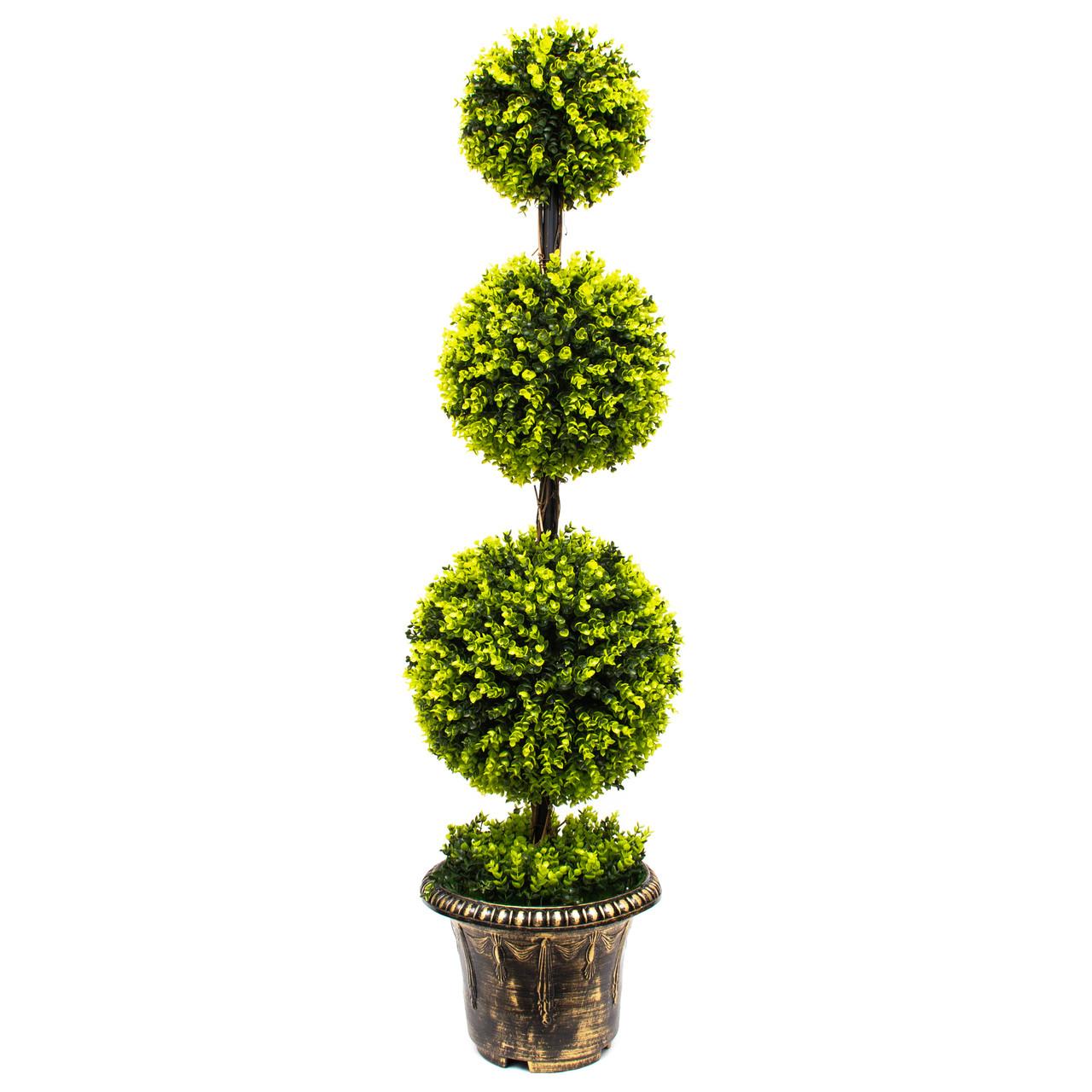 Искусственное дерево Самшит, 120 см (960118)
