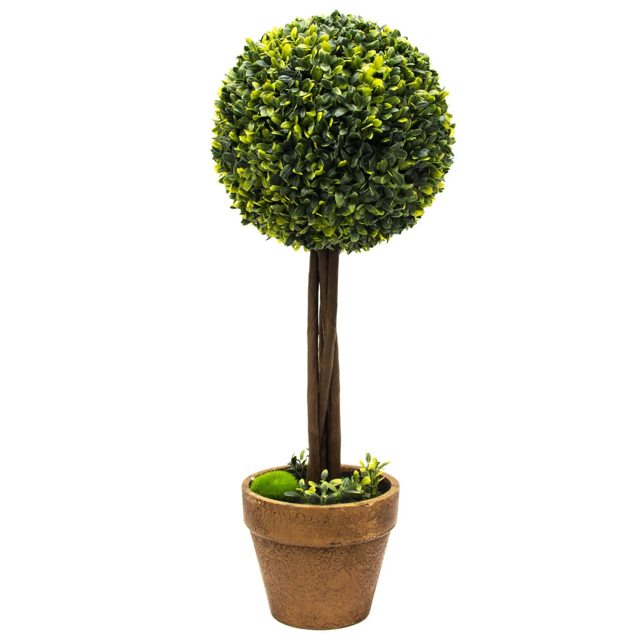 Искусственное дерево Самшит, 50 см, (960057)
