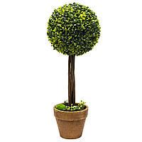 Искусственное дерево Самшит, 50 см (960057)