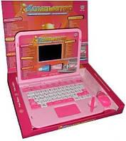 Детский русско-английский ноутбук Joy Toy 7025 / 7026, фото 1