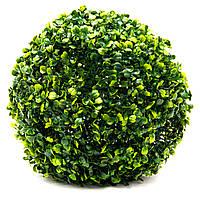 Искусственное растение куст, Самшит, 28 см, (960026)