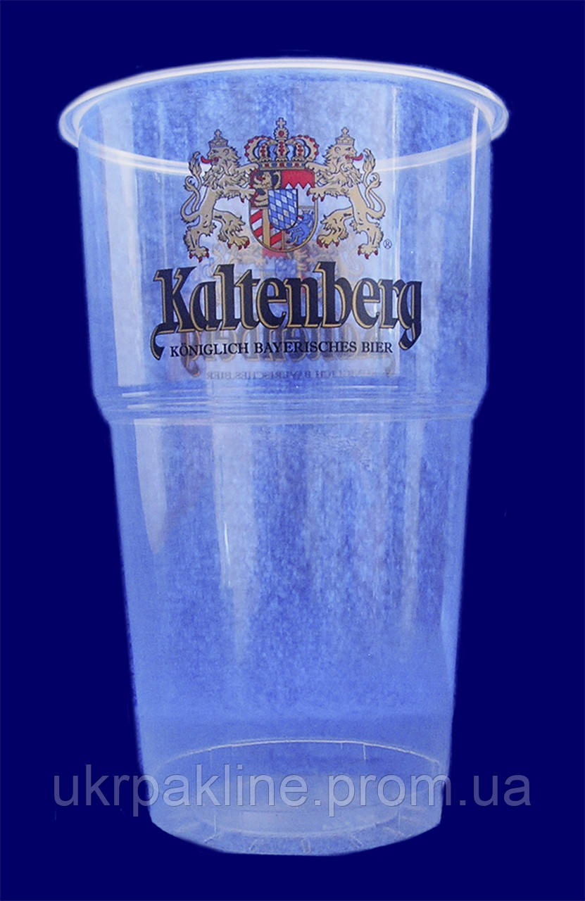 "Стакан одноразовый для пива ""Kaltenberg"" арт. 95144 РР"