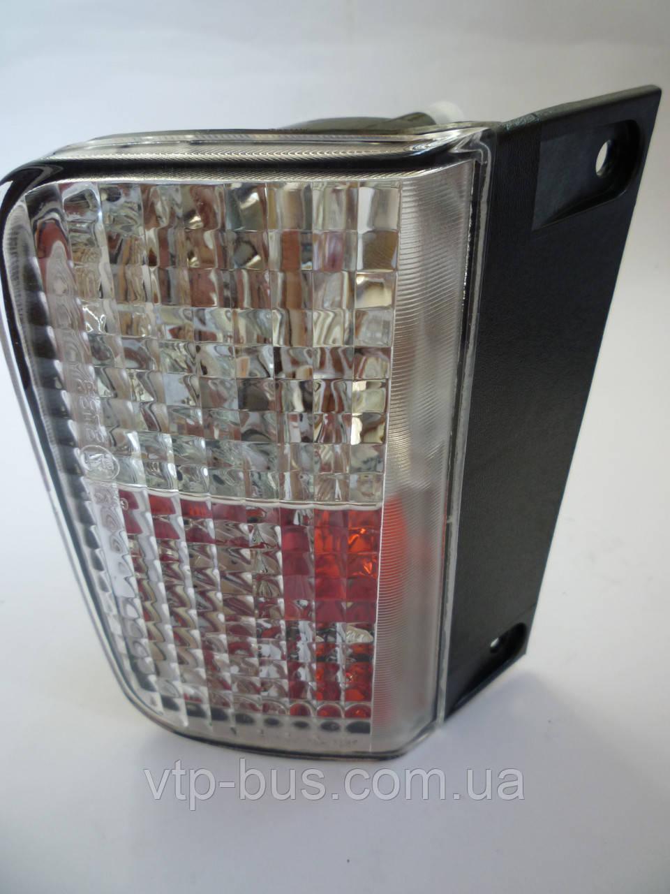 Задний противотуманный фонарь на Renault Trafic 2001... (левый) — TYC (Тайвань) - TYC 19-0662-01-2