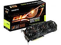 Видеокарты Gigabyte GeForce GTX 1070 G1 Rock 8 Gb