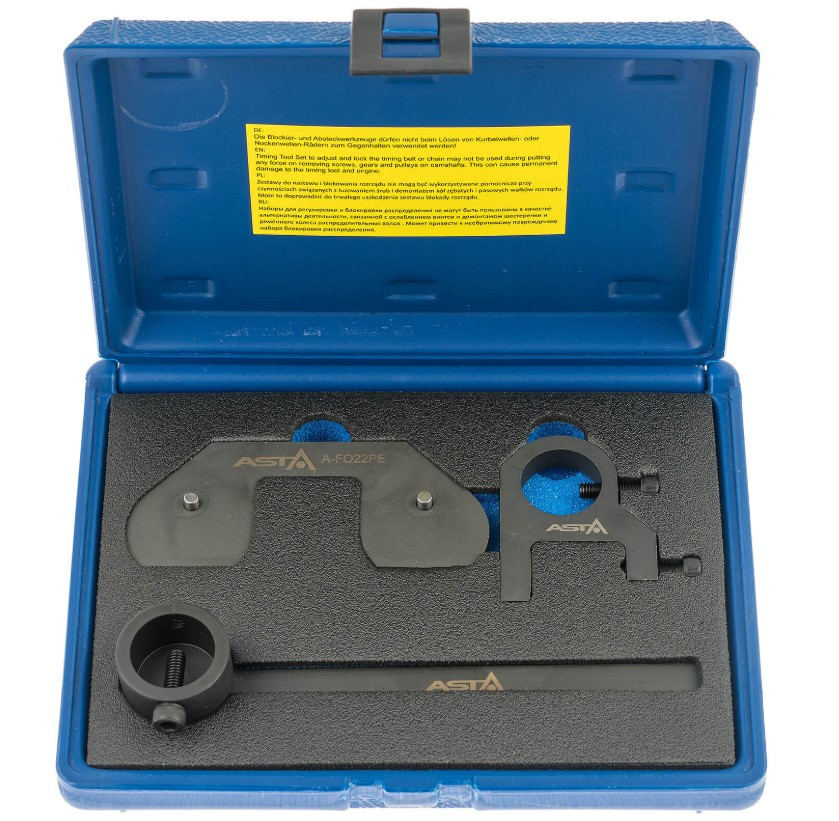 Набір фіксаторів 2.2 DOHC (Ford TDCI, Citroen HDI, Land Rover) ASTA A-F022PE