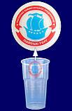 """Стакан одноразовый с лого """"Полоцторг"""" арт. 95144 РР R, фото 2"""