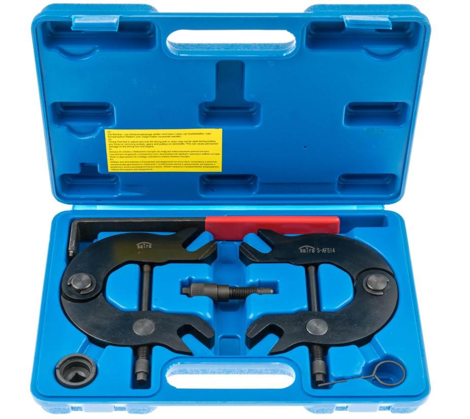 Набор для блокировки ГРМ - VAG /AUDI A4, A6, A8 FSI (01-08) 3.0 V6 SATRA S-AFSI4