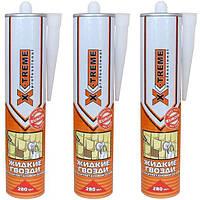 Клей рідкі цвяхи на поліуретановій основі 280 мл X-Treme (64970)