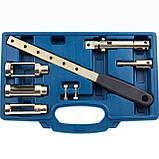 Набір для демонтажу пружних клапанів двигуна 8V, 16V, 24V ASTA A-EVS3, фото 3