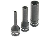 Набор для демонтажа и ремонта резьбы свечей накаливания ASTA A-M9GP, фото 6