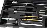 Набір для ремонту болтів свічок розжарювання 8-10 мм GEKO G02794, фото 5