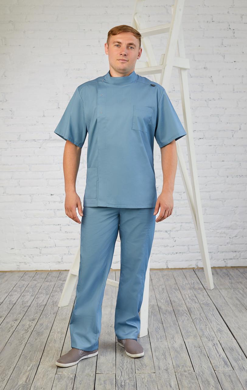 Мужской медицинский костюм Остап - Чоловічий медичний костюм Остап - Костюм для массажиста