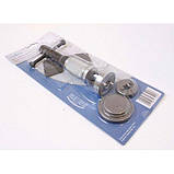 Набор для сжатия тормозных цилиндров 5 предметов SATRA S-B05BC, фото 4
