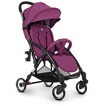 "*Коляска детская прогулочная El Camino Wish Purple (аналог ""Yoya"") арт. 1058"