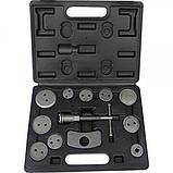 Набір ручних сепараторів гальмівних колодок 12 предметів GEKO G02535, фото 6