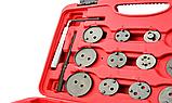 Набор ручных сепараторов тормозных колодок 35 предметов GEKO G02542, фото 7
